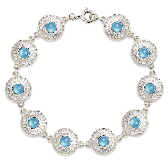 bracelet-topaz