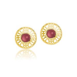 earrings-gold