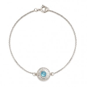 Stonegate single link bracelet